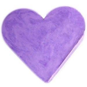 LAVENDER-HEART-SOAPS