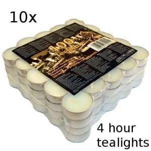 TEALIGHTS-10