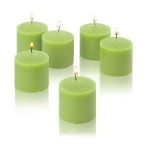 APPLE-CANDLES