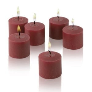 Cherry Scented Candles