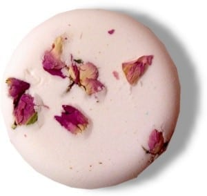 Passion Fashion Bath Bomb Cake